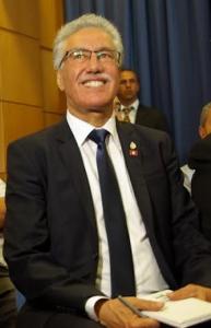 le leader emblématique de la gauche tunisienne et son candidat à la présidentielle, Hamma Hammami